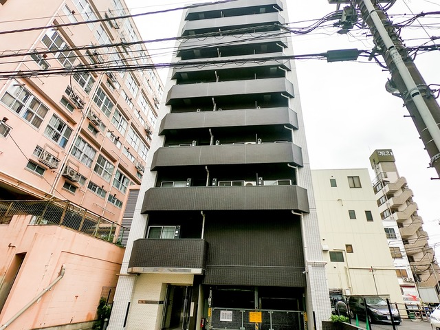 新着賃貸16:神奈川県横浜市中区末吉町4丁目の新着賃貸物件